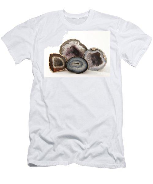 Geodes Men's T-Shirt (Athletic Fit)