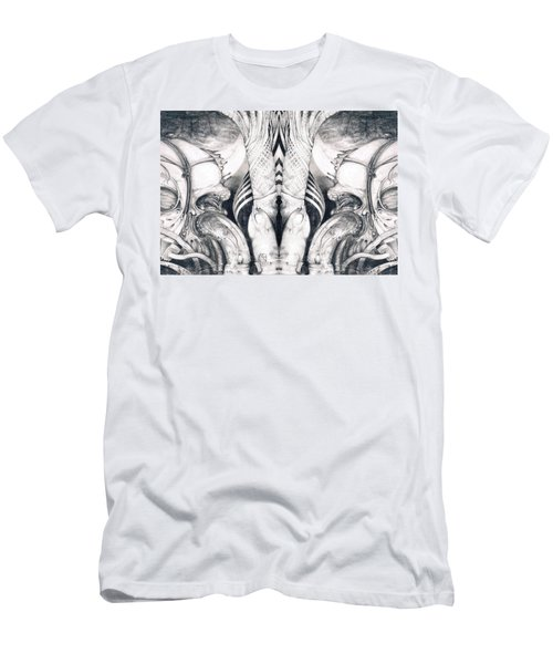 Ghost In The Machine - Detail Mirrored Men's T-Shirt (Athletic Fit)