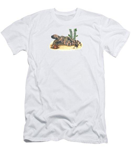 Gila Monster Men's T-Shirt (Athletic Fit)