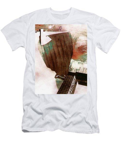 Glen Canyon Dam Men's T-Shirt (Athletic Fit)