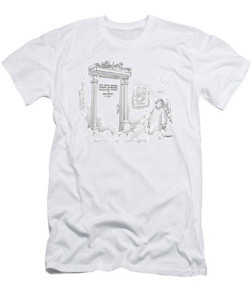 God, Allah, Brahma, Yahweh, Adi-buddha Men's T-Shirt (Athletic Fit)