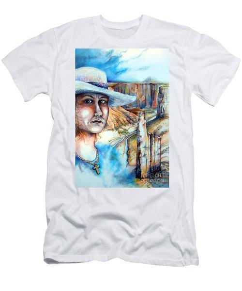 God Men's T-Shirt (Slim Fit)