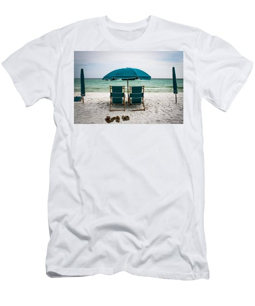 Gone Swimming Men's T-Shirt (Athletic Fit)