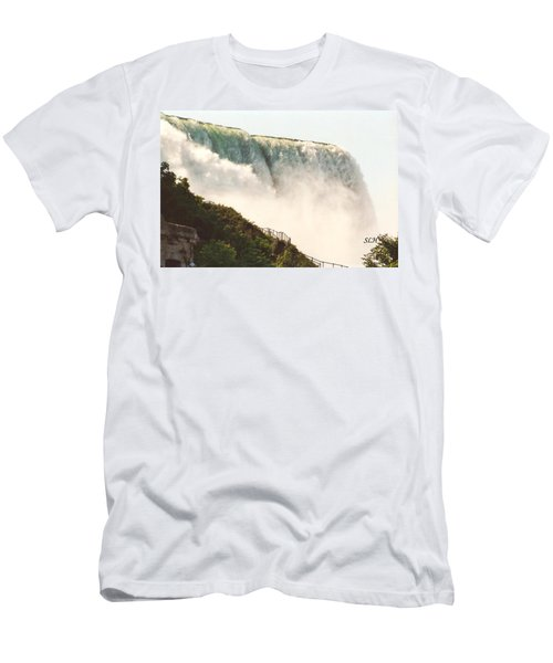 Gorgeous View Men's T-Shirt (Athletic Fit)