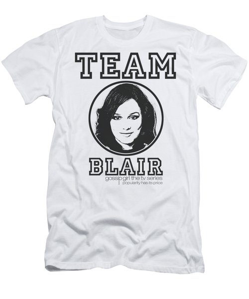 Gossip Girl - Team Blair Men's T-Shirt (Athletic Fit)
