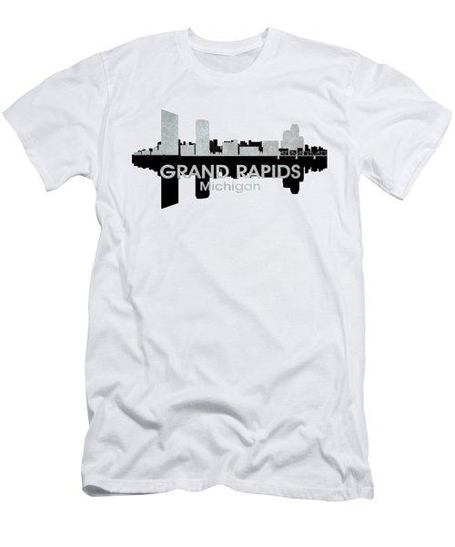 Grand Rapids Mi 4 Men's T-Shirt (Athletic Fit)
