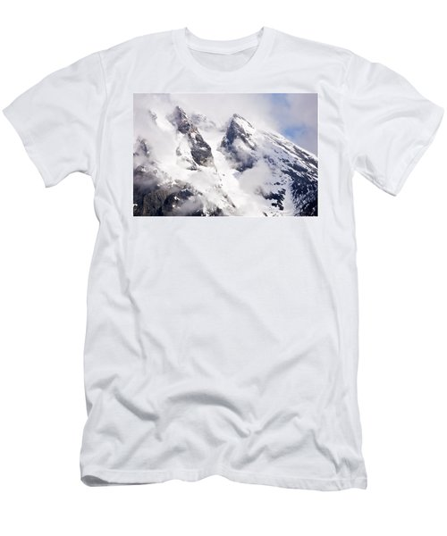 Grand Teton Glacier Men's T-Shirt (Athletic Fit)