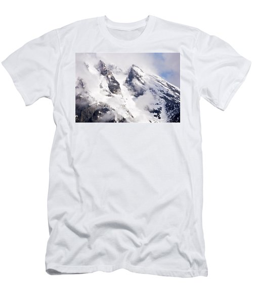 Grand Teton Glacier Men's T-Shirt (Athletic Fit)