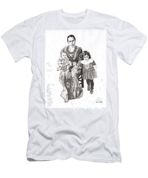 Grandma's Family Men's T-Shirt (Athletic Fit)
