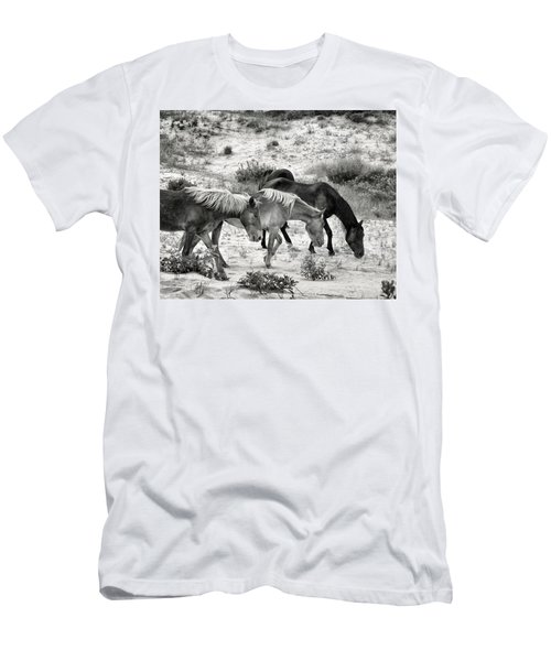 Grazing Men's T-Shirt (Athletic Fit)