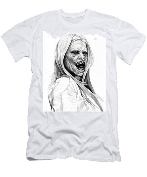 Grimm Hexenbiest Men's T-Shirt (Slim Fit) by Fred Larucci