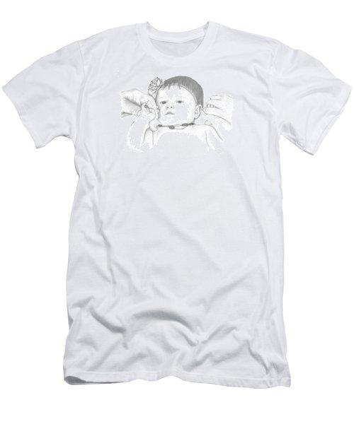 Guiding Hands Men's T-Shirt (Athletic Fit)