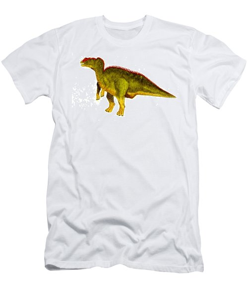 hadrosaurus mens t shirt athletic fit