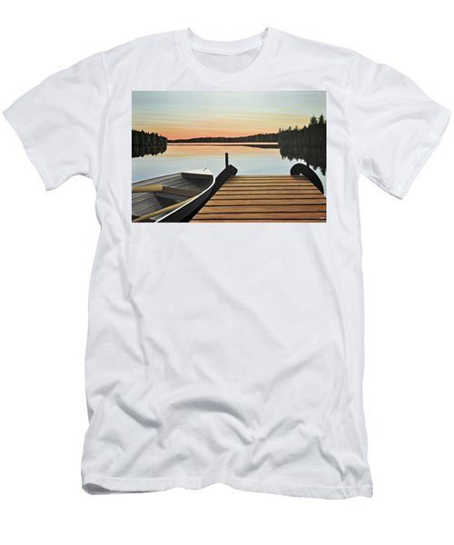 Haliburton Dock Men's T-Shirt (Athletic Fit)