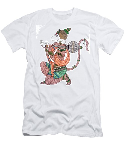 Hanuman Men's T-Shirt (Athletic Fit)