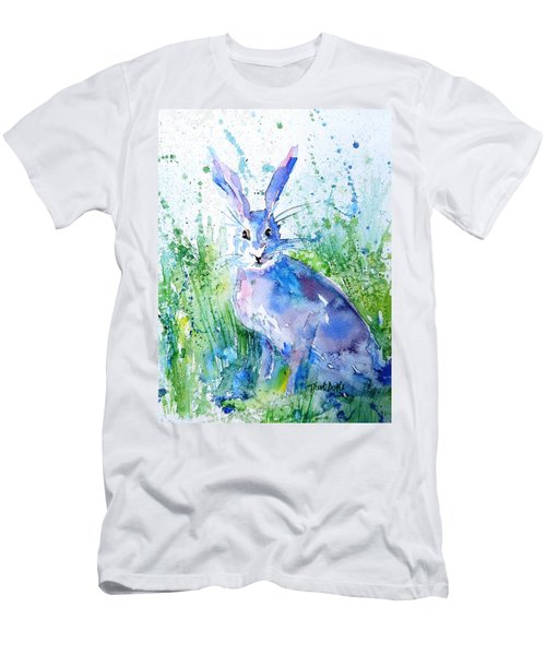 Hare Stare Men's T-Shirt (Athletic Fit)