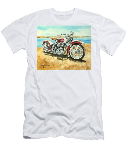 Harley Davidson 1960 Men's T-Shirt (Athletic Fit)