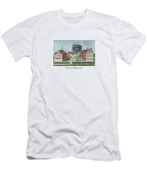Harvard College - 1720 Men's T-Shirt (Athletic Fit)