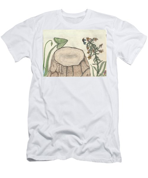 Harvested Beauty Men's T-Shirt (Athletic Fit)