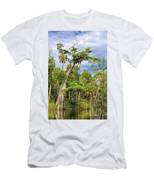 Hatrack Cypress Men's T-Shirt (Athletic Fit)