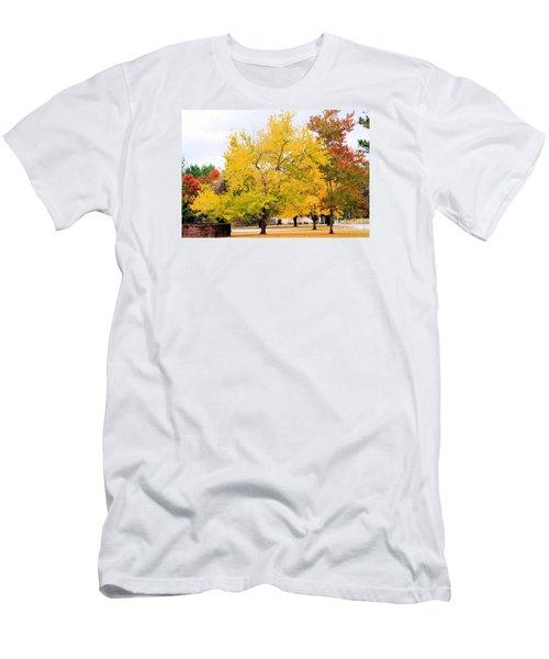 Havana Landscape Men's T-Shirt (Athletic Fit)