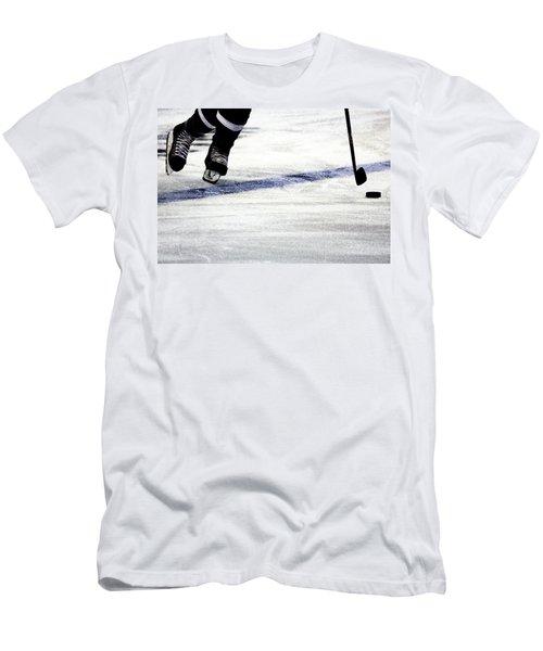 He Skates Men's T-Shirt (Athletic Fit)