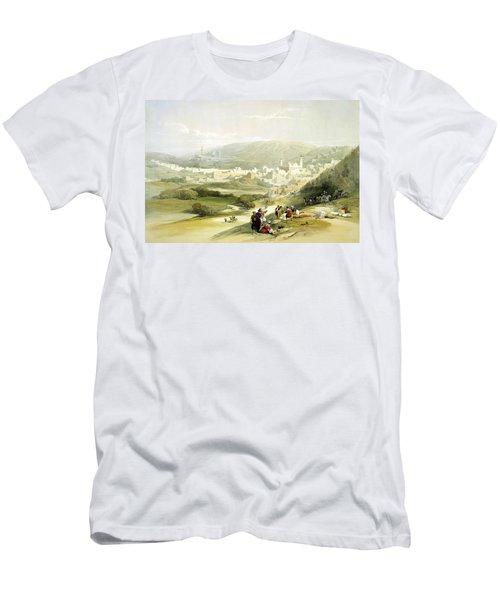 Hebron Men's T-Shirt (Athletic Fit)