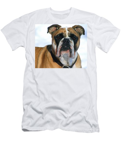 Men's T-Shirt (Slim Fit) featuring the photograph Hey Good Looking by Kay Novy