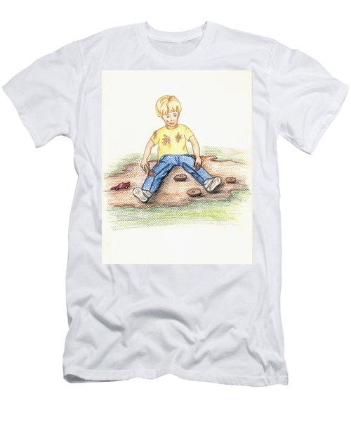 Hez Men's T-Shirt (Athletic Fit)