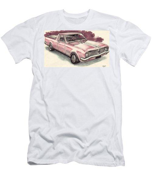 Hg Holden Ute Men's T-Shirt (Athletic Fit)
