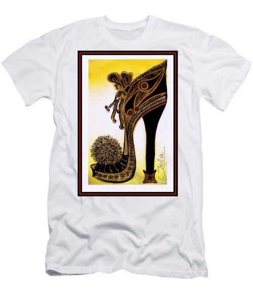 High Heel Heaven Men's T-Shirt (Athletic Fit)