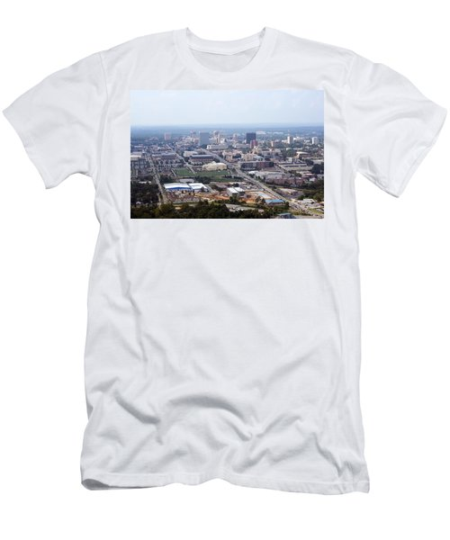 High On Columbia Men's T-Shirt (Athletic Fit)