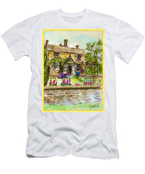 Hilltop Farm Men's T-Shirt (Athletic Fit)