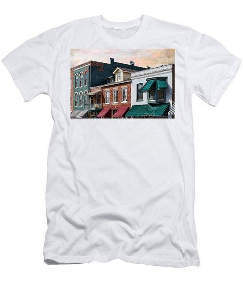 Historic Weston Men's T-Shirt (Athletic Fit)
