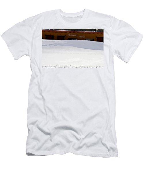 Hitchin' Post April Men's T-Shirt (Athletic Fit)