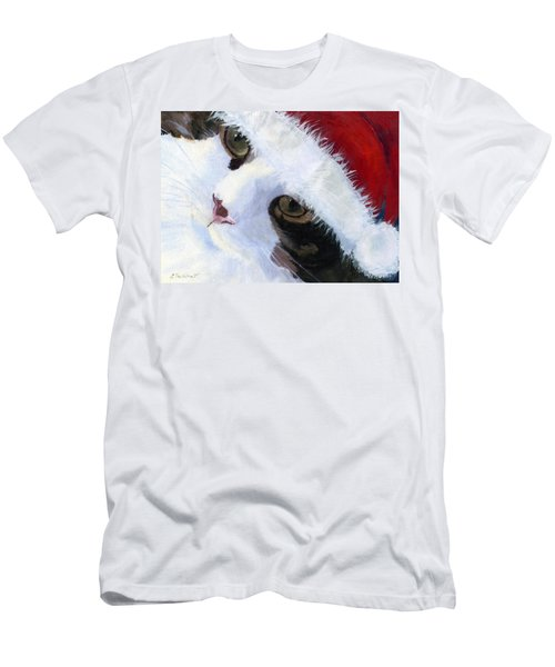 Ho Ho Harley Men's T-Shirt (Athletic Fit)