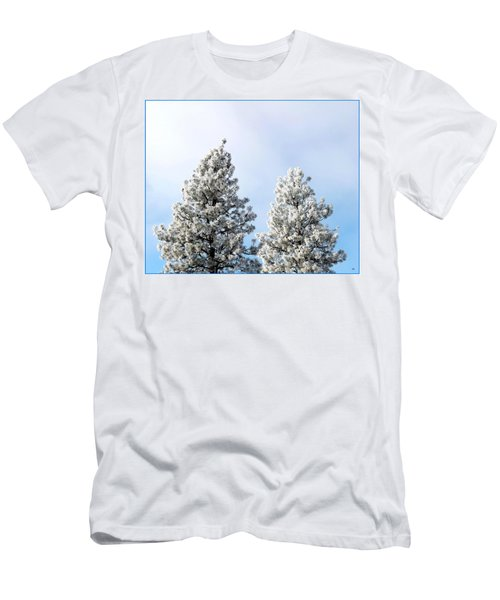 Hoarfrost 21 Men's T-Shirt (Athletic Fit)