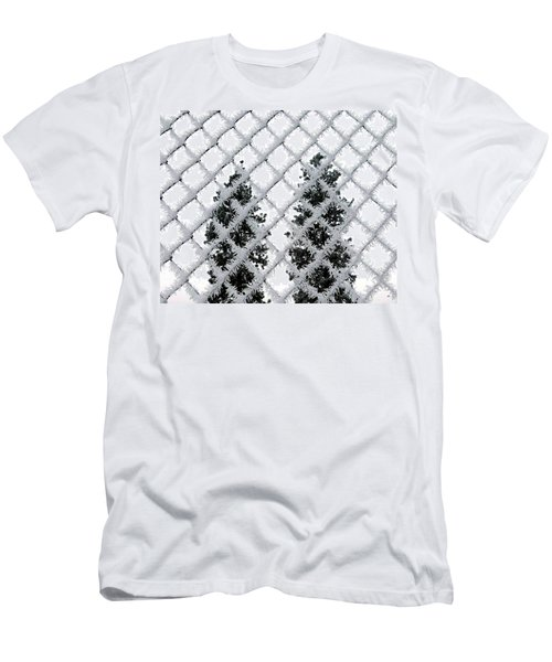 Hoarfrost 9  Men's T-Shirt (Athletic Fit)