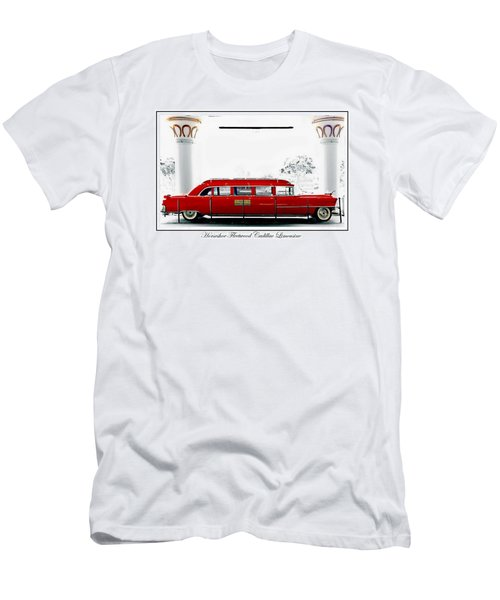 Horseshoe Fleetwood Cadillac Limousine Men's T-Shirt (Athletic Fit)