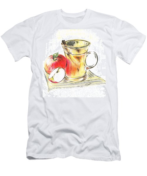 Hot Apple Cider Men's T-Shirt (Athletic Fit)
