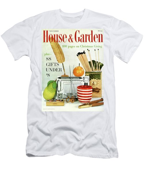 House And Garden Christmas Giving Issue Men's T-Shirt (Athletic Fit)