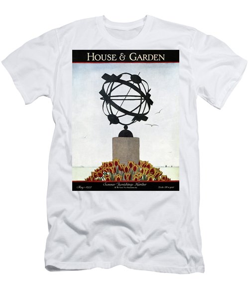 House And Garden Summer Furnishings Number Men's T-Shirt (Athletic Fit)