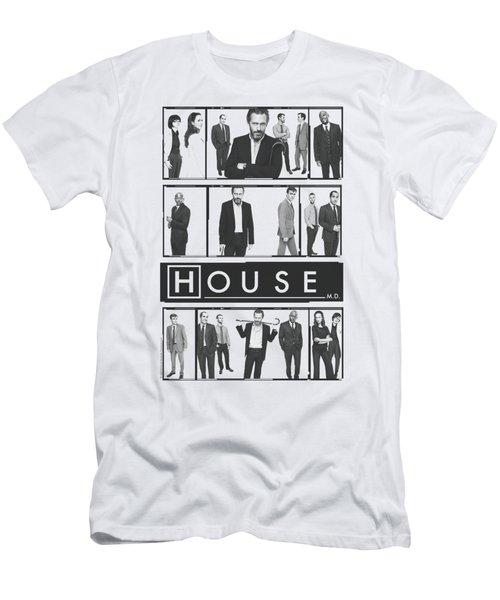 House - Film Men's T-Shirt (Athletic Fit)