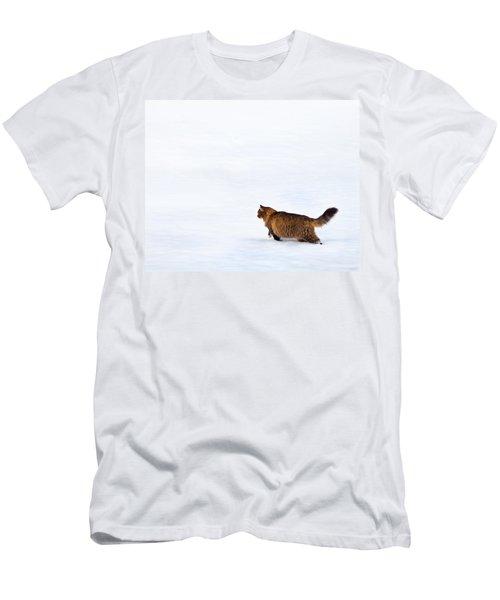 Hunter At Work Men's T-Shirt (Athletic Fit)