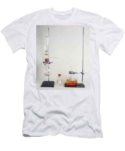 Hydrochloric Acid Preparation Men's T-Shirt (Athletic Fit)