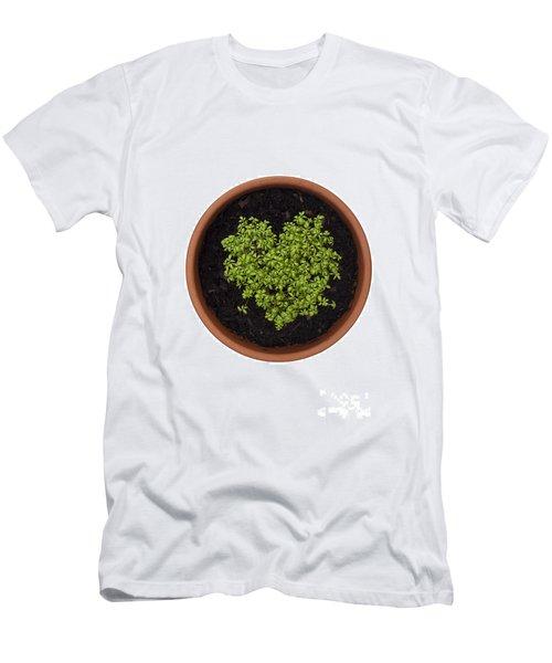 I Love Cress Men's T-Shirt (Athletic Fit)