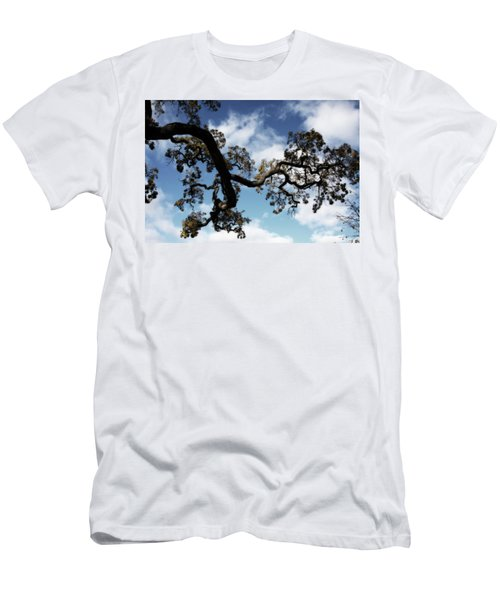 I Touch The Sky Men's T-Shirt (Athletic Fit)