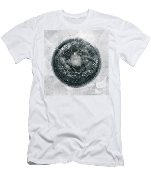 Ice Fishing Hole 12 Men's T-Shirt (Athletic Fit)