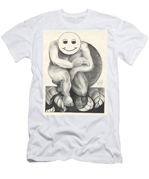 Identity Crisis Men's T-Shirt (Athletic Fit)
