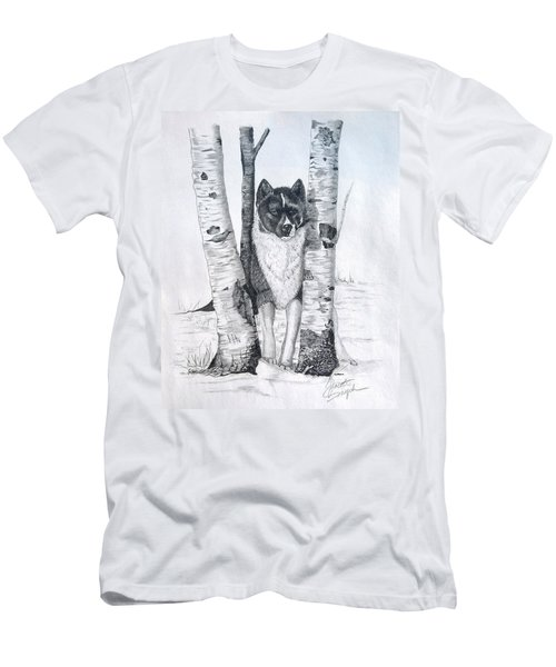 Ihasa In The Woods Men's T-Shirt (Athletic Fit)
